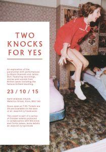 twoknocks